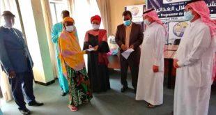 La Ligue Islamique Mondiale aide le Sénegal dans sa lutte contre le covid.