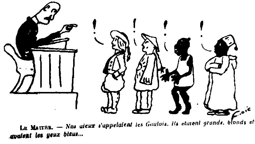 Que dit la langue française ? Nos ancêtres sont-ils véritablement gaulois?