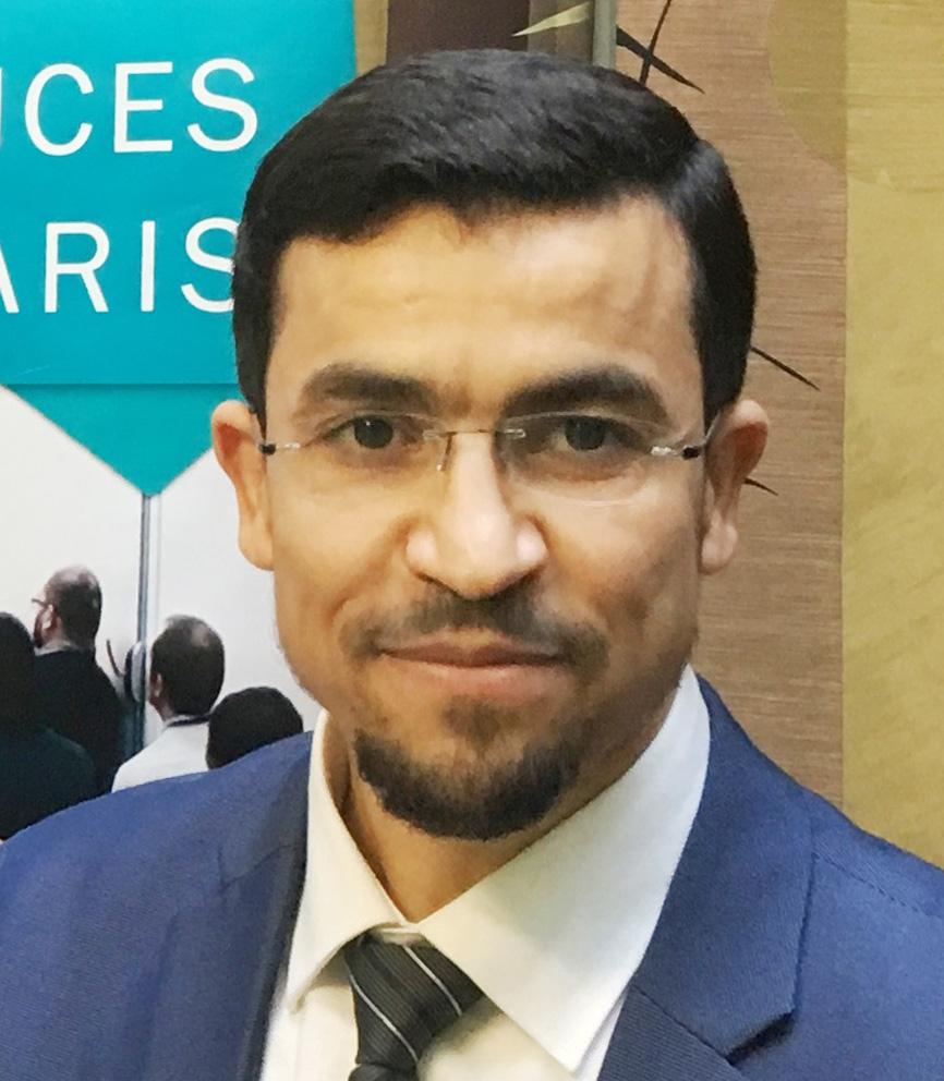 Noureddine Belhout - Directeur de la faculté d'Islamologie de Paris