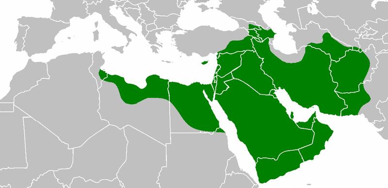 Le monde musulman à son apogée
