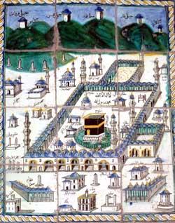 La Mecque à l'époque du Prophète