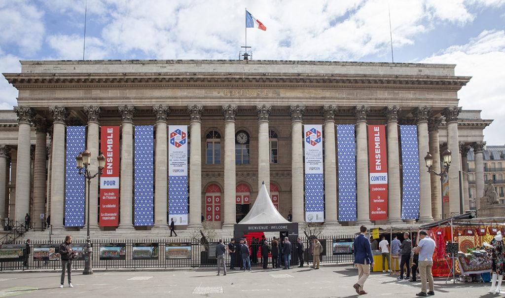 Conférence Internationale de Paris pour la Paix et la Solidarité - Septembre 2019