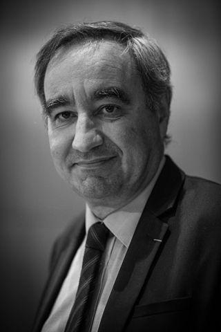 François Clavairoly, président de la Fédération Protestante