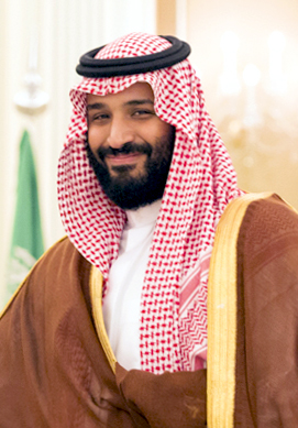 Mohammad ben salmane