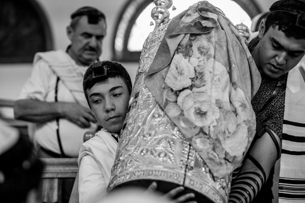 juifs de montagne en Azerbaïdjan