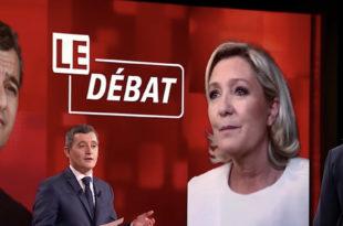 Darmanin - Le Pen