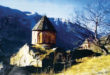 Eglise albanie Karabakh