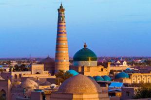 Khiva, Ouzbékistan