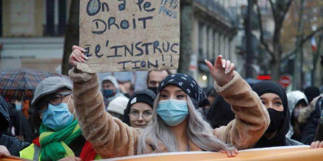 UN APPEL POUR LA RÉOUVERTURE DE L'ÉCOLE MHS À PARIS