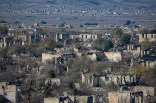 Agdham-Azerbaidjan