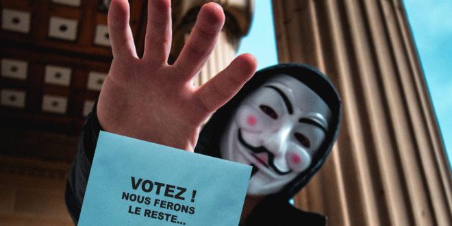 Votez, nous ferons le restee