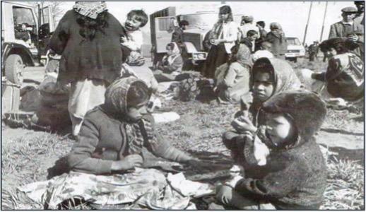 Azéris expulsés du Karabakh